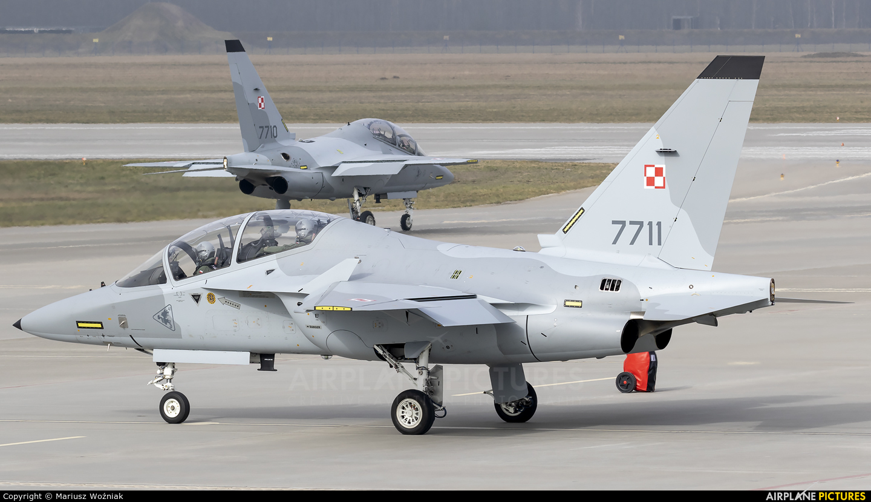 Poland - Air Force 7711 aircraft at Dęblin