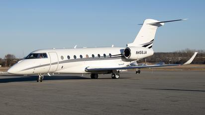 N456JA - Private Gulfstream Aerospace G280