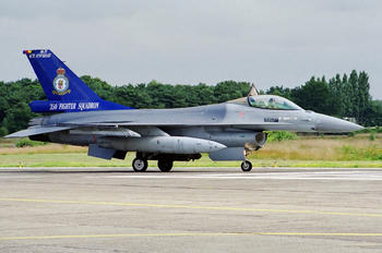 FA-71 - Belgium - Air Force General Dynamics F-16AM Fighting Falcon