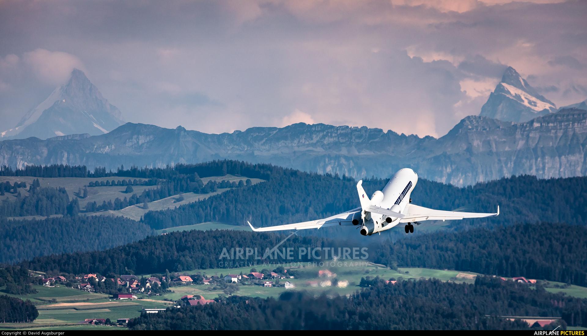 Sirio I-JAMI aircraft at Bern - Belp