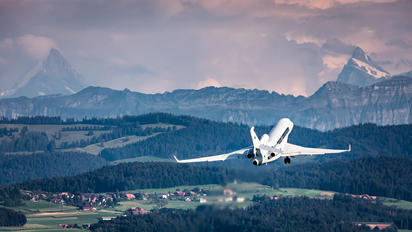 I-JAMI - Sirio Dassault Falcon 7X