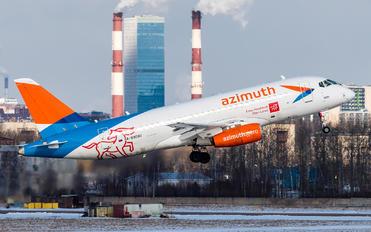 RA-89080 - Azimuth Sukhoi Superjet 100