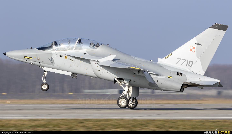 Poland - Air Force 7710 aircraft at Dęblin
