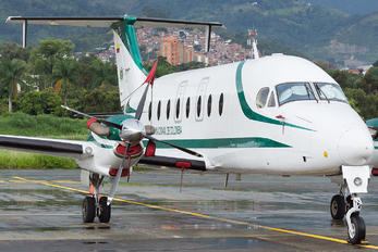PNC-0250 - Colombia - Police Beechcraft 1900D Airliner