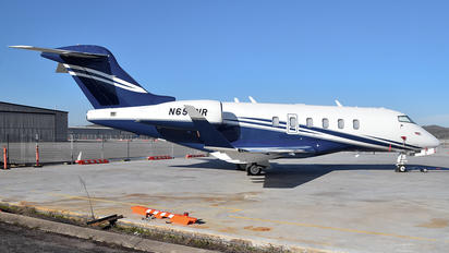 N659NR - Private Bombardier BD-100 Challenger 350 series