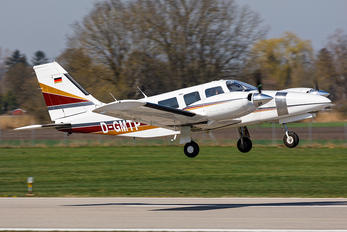 D-GMTP - Private Piper PA-34 Seneca