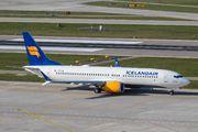 First visit of Icelandair 737-8 MAX to Zurich  title=