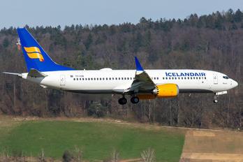 TF-ICN - Icelandair Boeing 737-8 MAX
