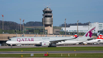 A7-ANF - Qatar Airways Airbus A350-1000