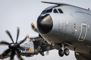CT-01 - Belgium - Air Force Airbus A400M