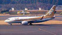 JA01AN - ANA - All Nippon Airways Boeing 737-700 aircraft