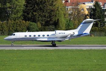 N473CW - Private Gulfstream Aerospace G-IV,  G-IV-SP, G-IV-X, G300, G350, G400, G450