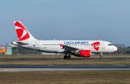 OK-REQ - CSA - Czech Airlines Airbus A319 aircraft