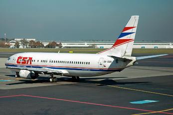 OK-GGN - CSA - Czech Airlines Boeing 737-400