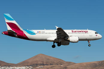 D-ABHA - Eurowings Airbus A320