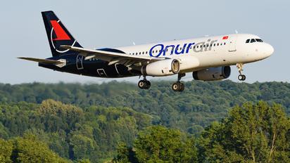 TC-ODD - Onur Air Airbus A320