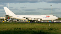 4X-AXK - El Al Cargo Boeing 747-200F aircraft