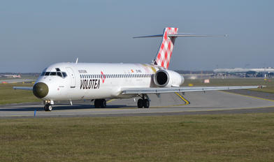 EC-MGS - Volotea Airlines Boeing 717