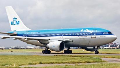 PH-AGD - KLM Airbus A310