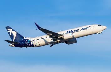 YR-MXA - Blue Air Boeing 737-8 MAX
