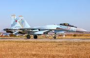 73 - Russia - Air Force Sukhoi Su-35S aircraft