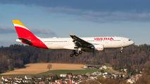 EC-MSY - Iberia Airbus A330-200 aircraft