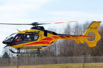 SP-HXF - Polish Medical Air Rescue - Lotnicze Pogotowie Ratunkowe Eurocopter EC135 (all models)