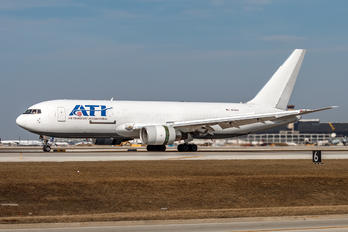 N714AX - ATI - Air Transport International Boeing 767-200F