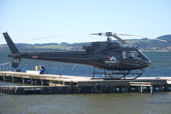 ZK-IVA - Volcanic Air Safaris Eurocopter AS350 B2 Écureuil/Squirrel