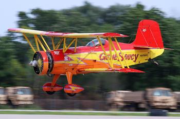 NX7699 - Gene Soucy Airshows Grumman G-164 Ag-Cat