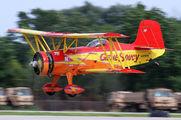 NX7699 - Gene Soucy Airshows Grumman G-164 Ag-Cat aircraft