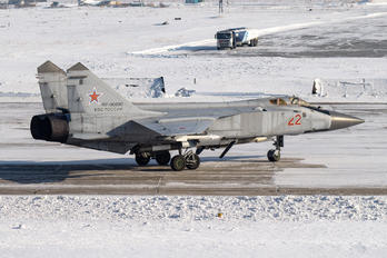 RF-90890 - Russia - Air Force Mikoyan-Gurevich MiG-31 (all models)