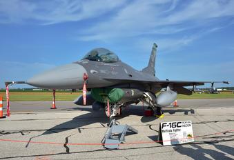 89-2114 - USA - Air National Guard General Dynamics F-16C Fighting Falcon