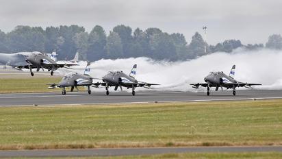 HW-341 - Finland - Air Force: Midnight Hawks British Aerospace Hawk 51