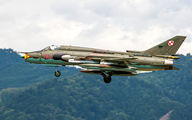 7411 - Poland - Air Force Sukhoi Su-22M-4 aircraft