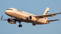 SX-DNA - Aegean Airlines Airbus A320 aircraft