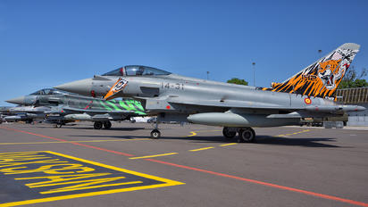 C.16-71 - Spain - Air Force Eurofighter Typhoon S