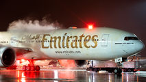 A6-EQM - Emirates Airlines Boeing 777-31H(ER) aircraft