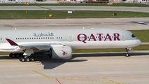 A7-ANF - Qatar Airways Airbus A350-1000 aircraft