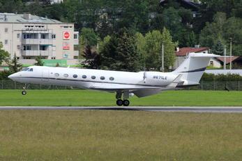 N671LE - Private Gulfstream Aerospace G-V, G-V-SP, G500, G550