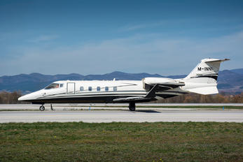 M-INNI - Private Bombardier Learjet 60