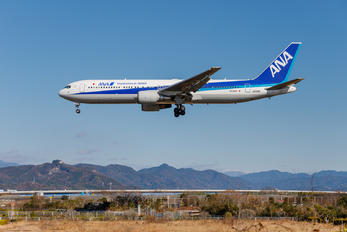 JA618A - ANA - All Nippon Airways Boeing 767-300ER