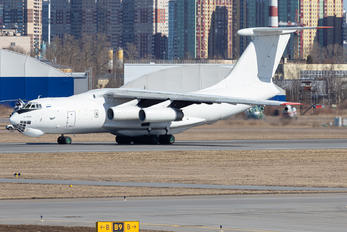 RA-76463 - Abakan Air Ilyushin Il-76 (all models)