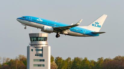 PH-BGL - KLM Boeing 737-700