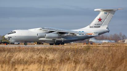 RF-94274 - Russia - Air Force Ilyushin Il-78