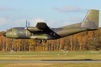 50+79 - Germany - Air Force Transall C-160D