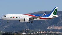 T7-ME5 - Middle East Airlines (MEA) Airbus A321 NEO aircraft