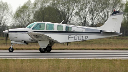F-GGLP - Private Beechcraft 36 Bonanza