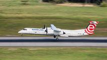 SP-EQI - LOT - Polish Airlines de Havilland Canada DHC-8-400Q / Bombardier Q400 aircraft