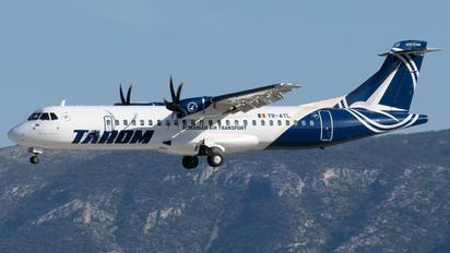 YR-ATL - Tarom ATR 72 (all models)